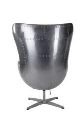Киев Кресло Egg Aviator вращается,  а высота сидения легко регулируется